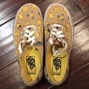 Vans x Line Friends Sneaker